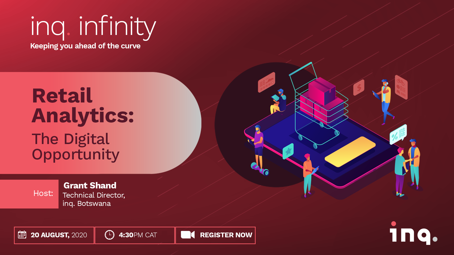 inq. Infinity – Retail Analytics